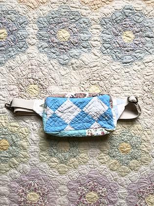 One-of-a-kind: Blue Diamond Snack Pocket #3