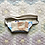 Thumbnail: One-of-a-kind: Flying Geese Snack Pocket