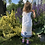 Thumbnail: One-of-a-kind: Kiddo Basket Pinafore Dress (4T)