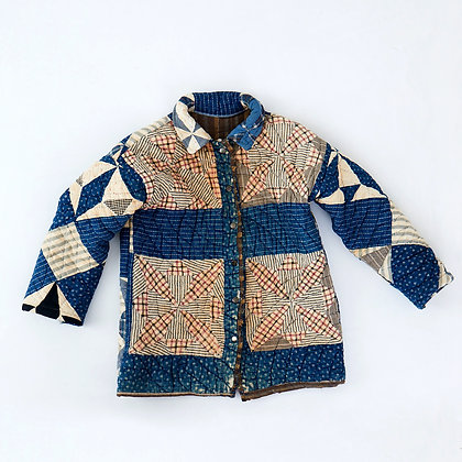 Supply Your Own Quilt - Chore Coat