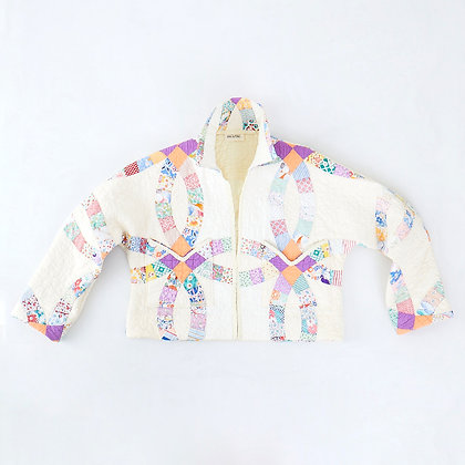 Supply Your Own Quilt - Dolman Coat