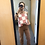 Thumbnail: One-of-a-kind: Picnic Gingham Apron Tank (M))