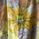 Thumbnail: One-of-a-kind: Vintage Daffodil Sheet Apron Dress