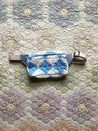 One-of-a-kind: Blue Diamond Snack Pocket #2