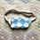 Thumbnail: One-of-a-kind: Blue Diamond Snack Pocket #1