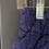 Thumbnail: One-of-a-kind: Indigo Dyed 'Irish Chain' Shorts (XS)