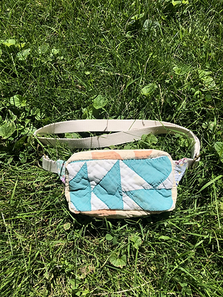 One-of-a-kind: Flying Geese Snack Pocket #3