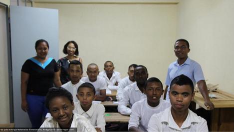 A Madagascar, des formations redonnent confiance aux entreprises