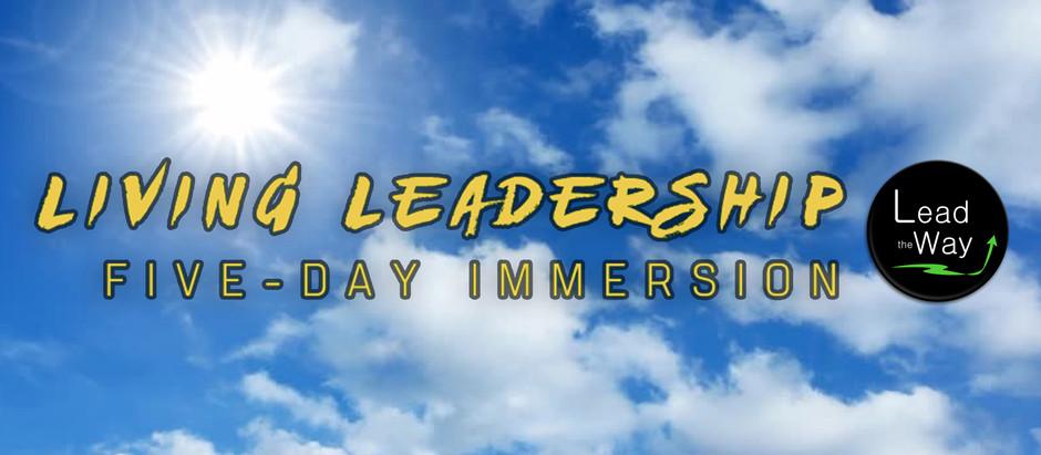 Why Living Leadership?