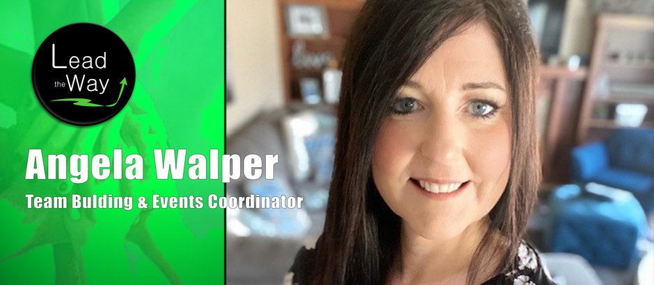Welcoming Angela Walper to Lead the Way as Team Building & Events Coordinator