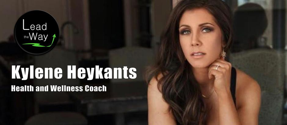 Welcoming Kylene Heykants to Lead the Way as a Health and Wellness Coach!