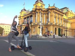 eScooter Zagreb
