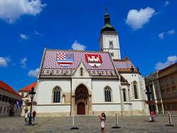 Saint Mark Church - Zagreb