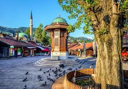 Sarajevo - sebilj