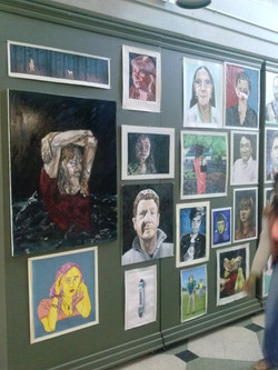 Student Painting Exhibition