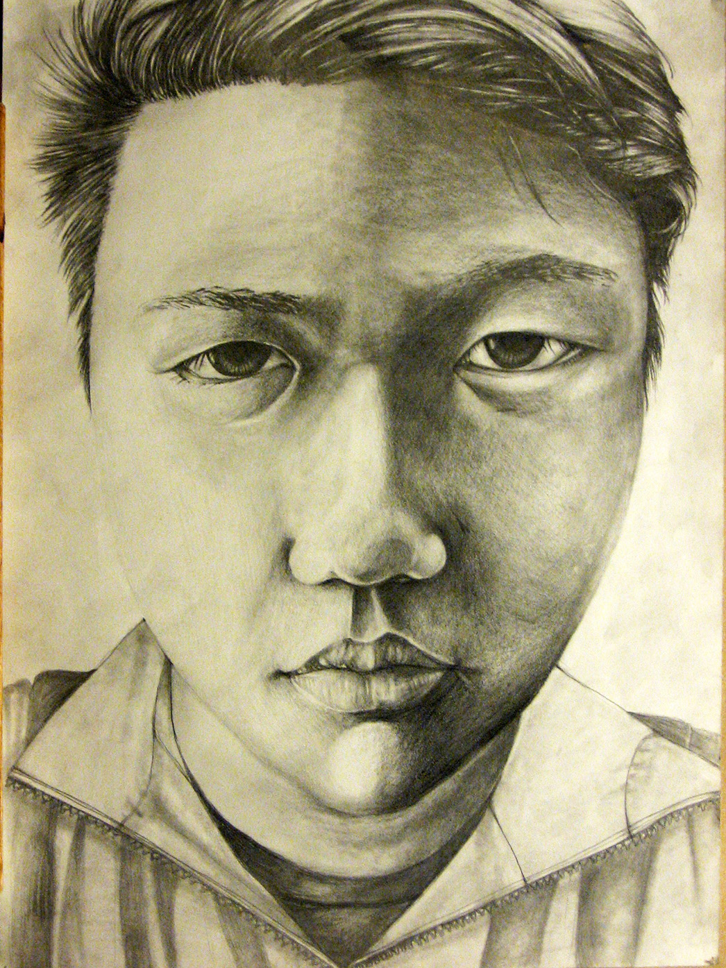 Self Portrait by Kane Huynh (℅ 2016)