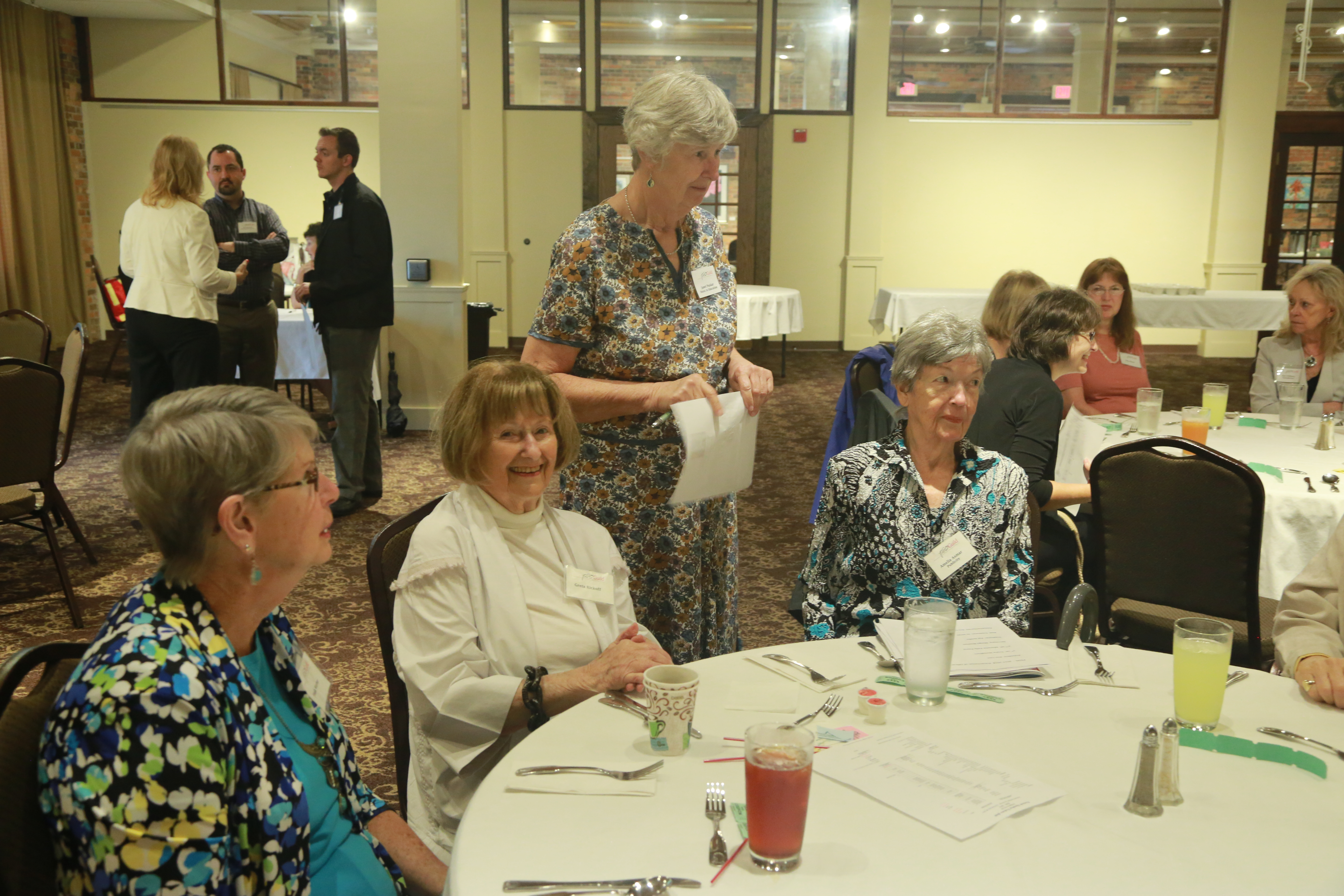 April 2017 Luncheon
