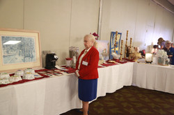 November Luncheon & Silent Auction