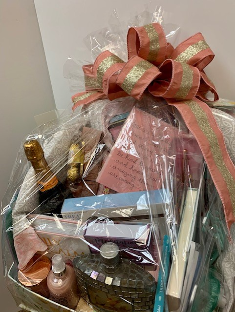 You Are Loved Spa Basket