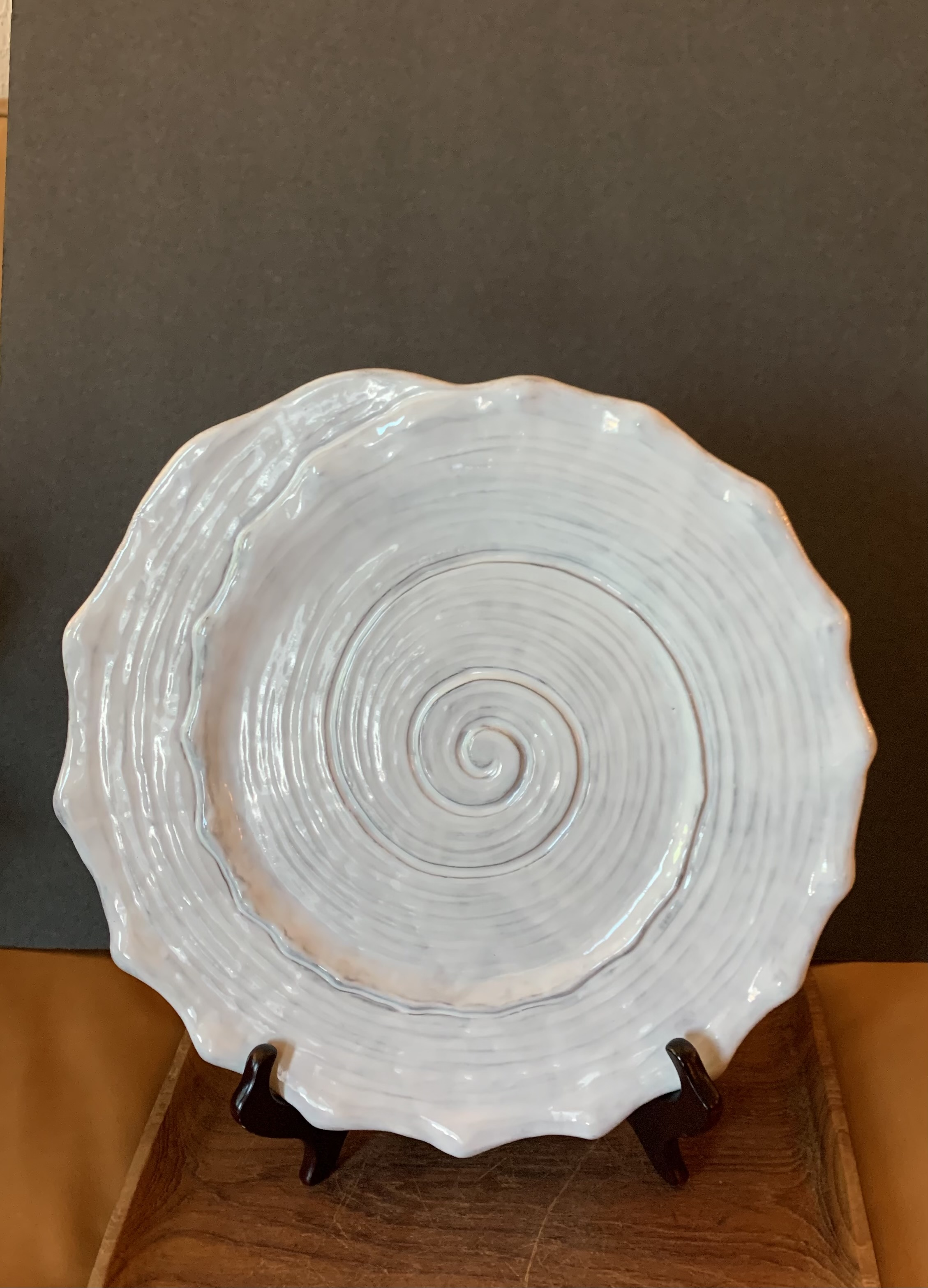 Two Metalware Vases
