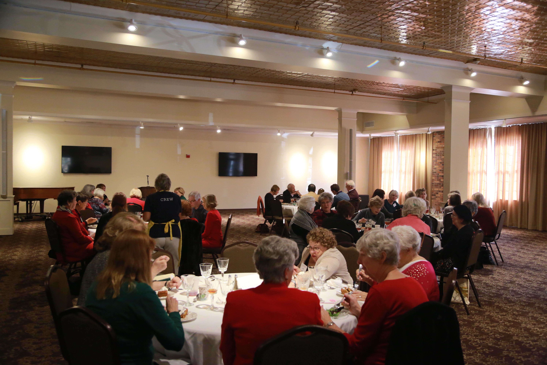 December 2017 Guild Luncheon