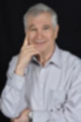 Photo of author Tom Roberts