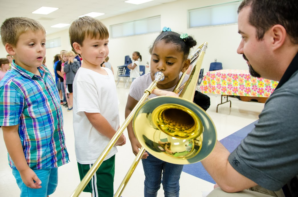 PSO engages with local schools