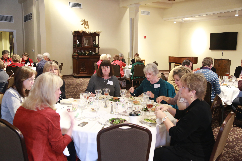 December 2016 Guild Luncheon