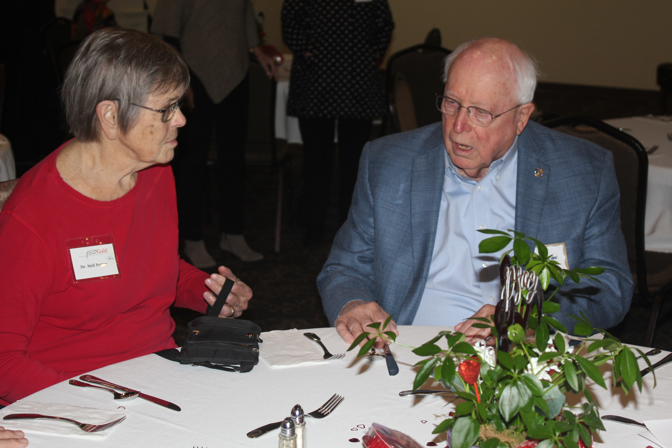 February 2020 Guild Luncheon