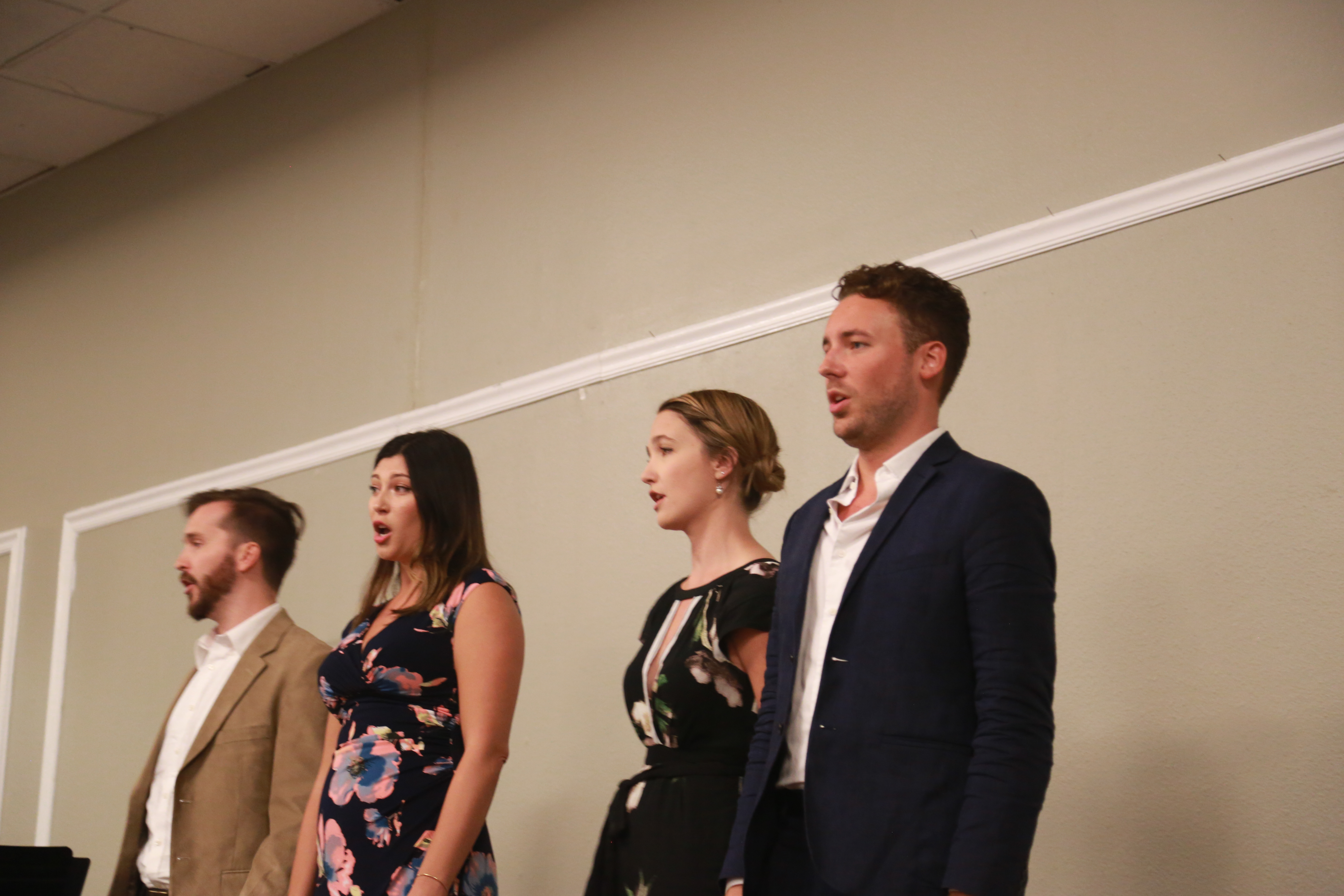 Pensacola Opera at October Luncheon