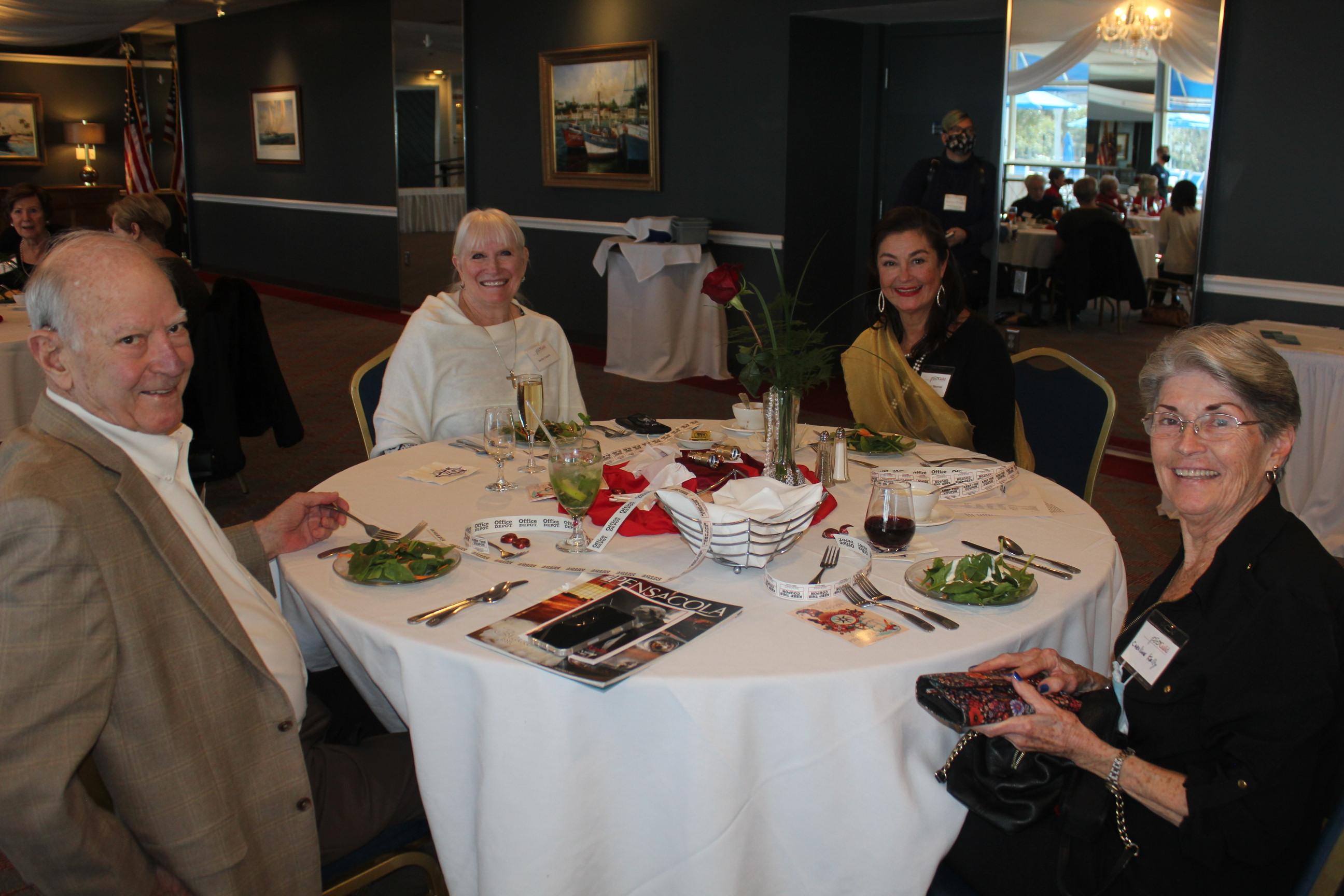 February 2021 PSOG Luncheon