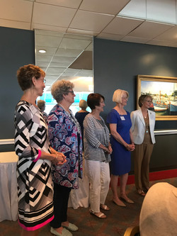 Installation of 2018-2019 Officers