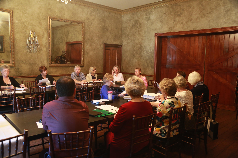 October 2018 Board Meeting