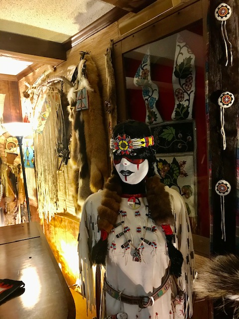 Native American Collection Tour