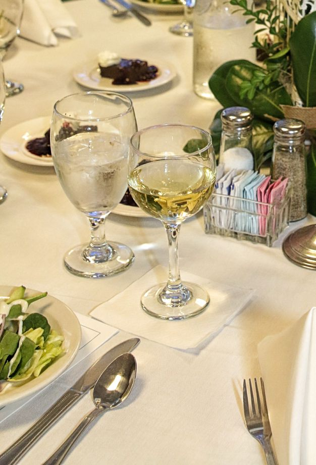 Table Setting for 2016 MWL