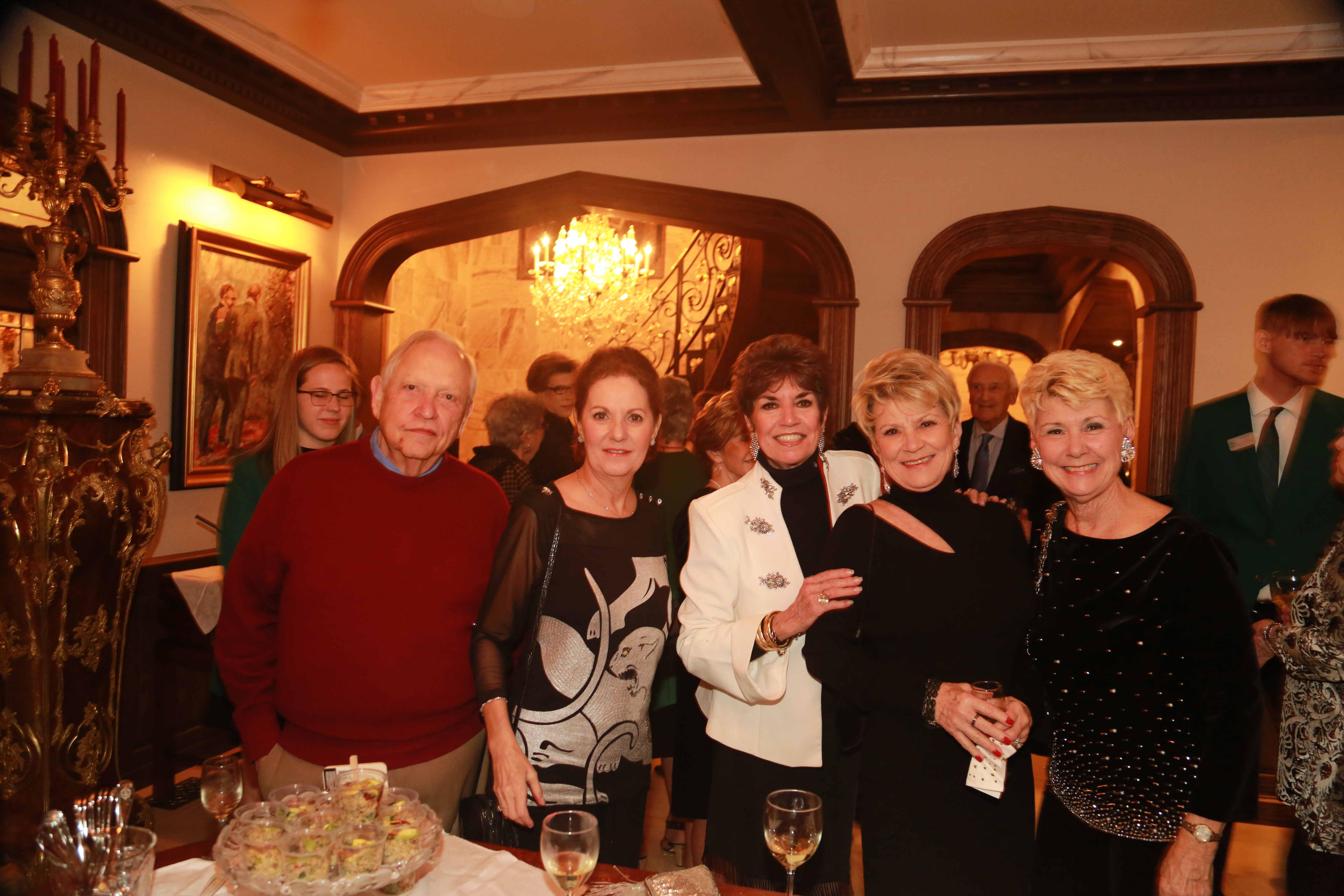 2018 Patrons' Party