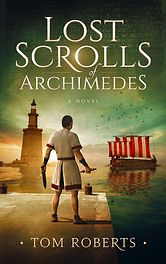 Lost Scrolls of Archimedes - eBook small