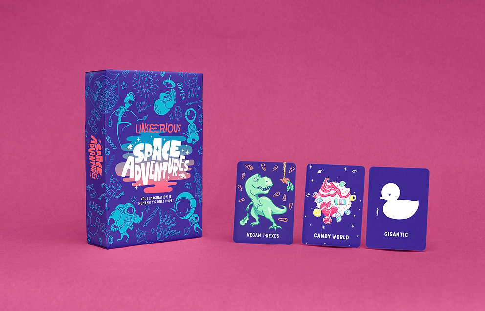 boardgame space adventures