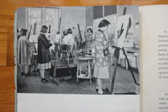 Fermata Students Painting