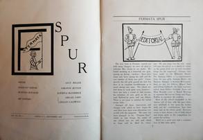 Fermata Spur Magazine Spread