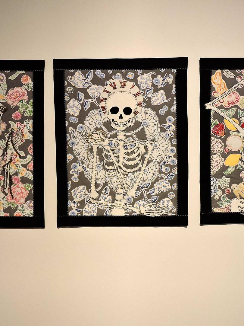 What Lies Beneath, Memento mori series