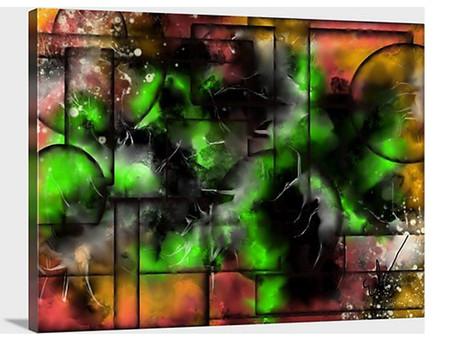 Making of Beautiful Digital art