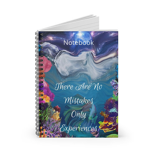 Under The Sea Spiral Notebook - Ruled Line