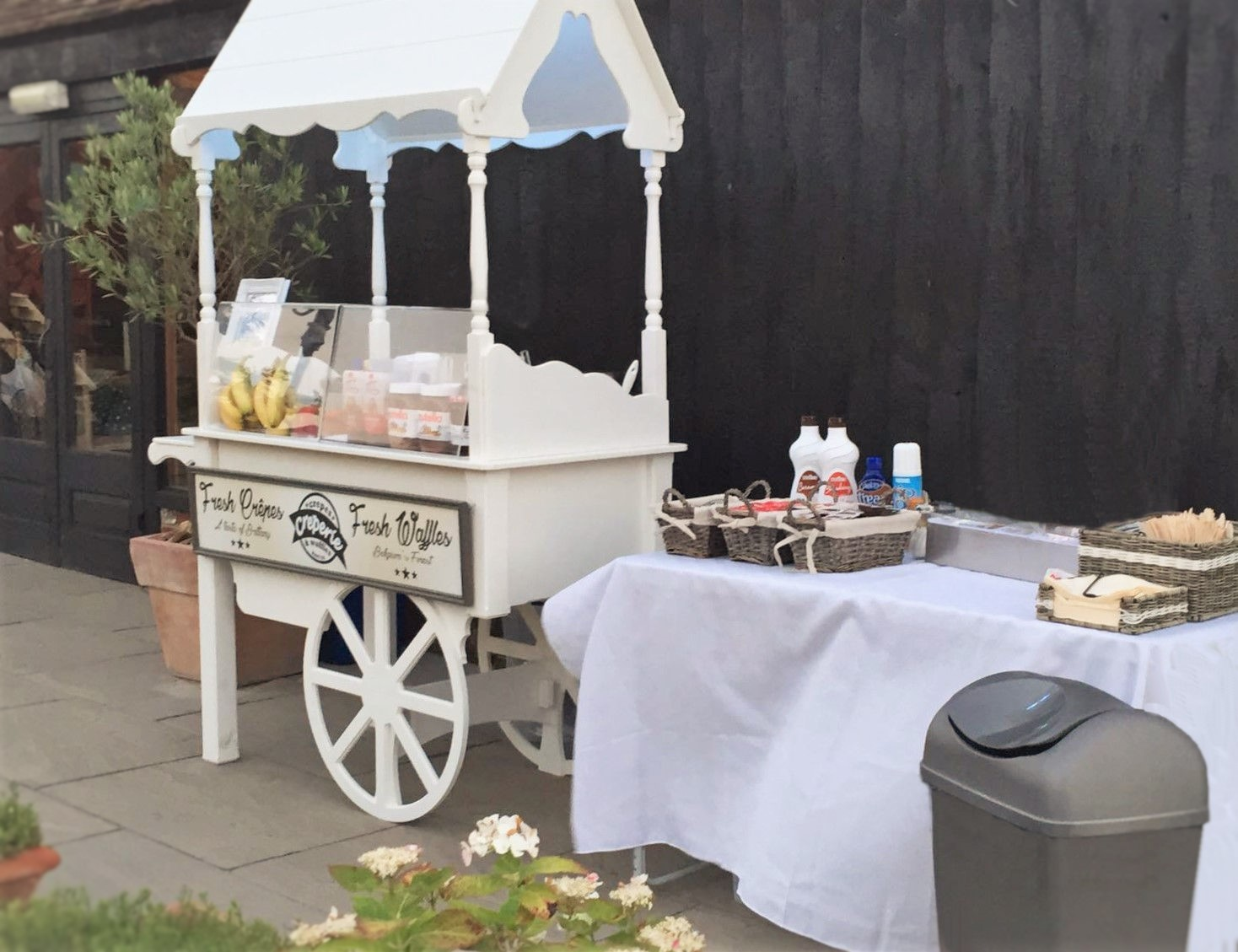 Unique event catering
