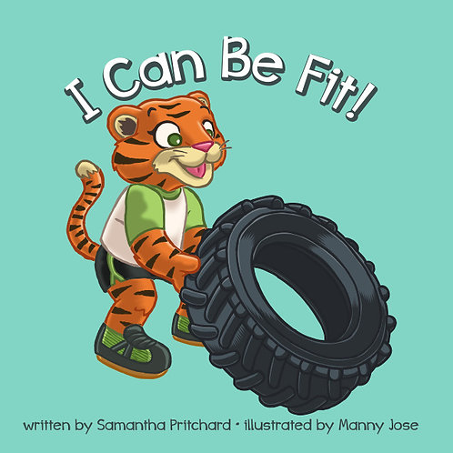 I Can Be Fit! Book
