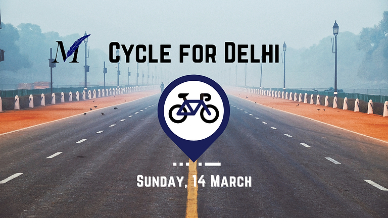 Cycle for Delhi