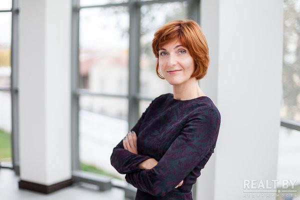 Екатерина Космачева, управляющий директор Regus в Белоруссии