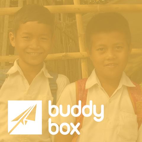 Buddy Box - Travel Subscription Box