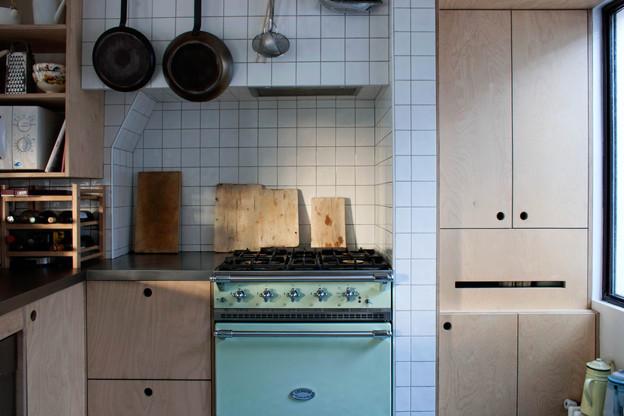 Projet Beaumarchais - Cuisine