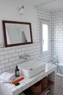 Projet Beaumarchais - Salle de bains enfants